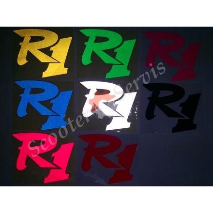 """Наклейка світловідбиваюча """"R1"""""""