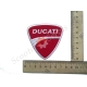 "Термонаклейка ""Ducati"", тканевая н..."