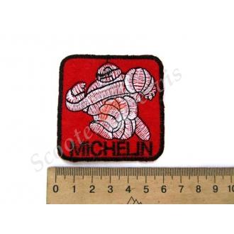 """Термонаклейка """"Michelin"""", тканевая нашив..."""