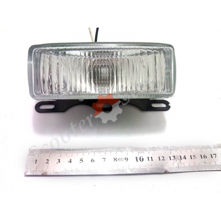 Додаткова лампа головного світла 12V-55W