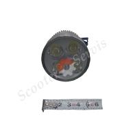 Светодиодная Led лампа дополнительной подсветки 12-80V-12W (ближний свет)