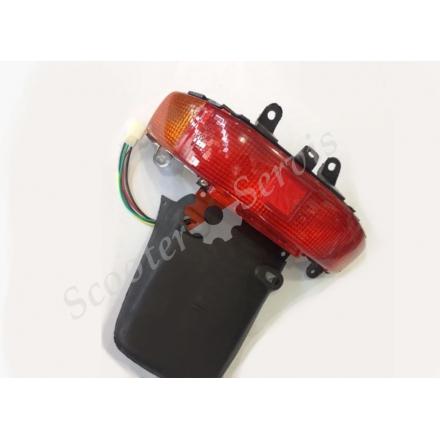 Задний фонарь пластик, Honda Lead, Хонда Лиад, AF-20