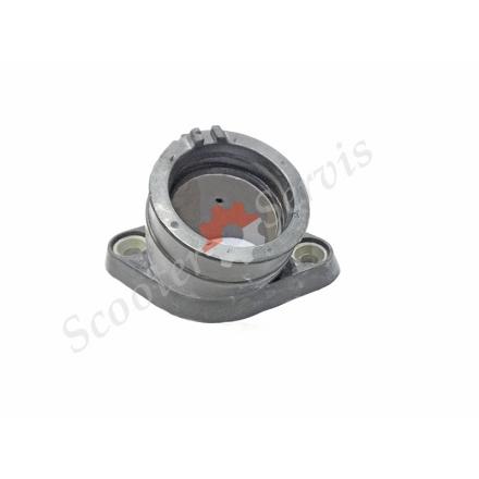 Патрубок, впускний колектор CF500, 0180-022900