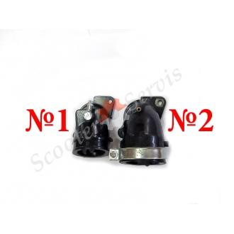 Впускной коллектор (патрубок) карбюратора Yamaha Majesty 250, YP250
