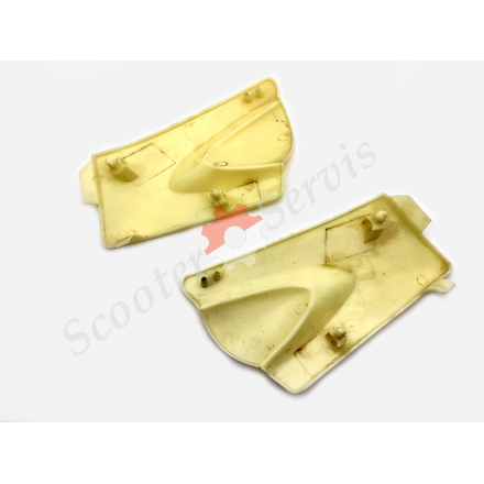 Пластикові бічні кришки Suzuki Bandit, GSF400, 75A