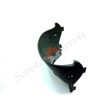 Карман пластиковый руля, тип Сузуки Лец-1, Зип-2 50 кубов, Suzuki Lets, Zip