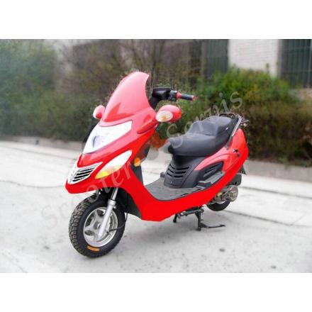 Комплект пластика на китайский скутер F-1, F-50