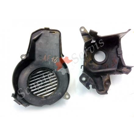 Кожух обдування циліндра двигуна AF16 Honda Tact, Хонда Такт