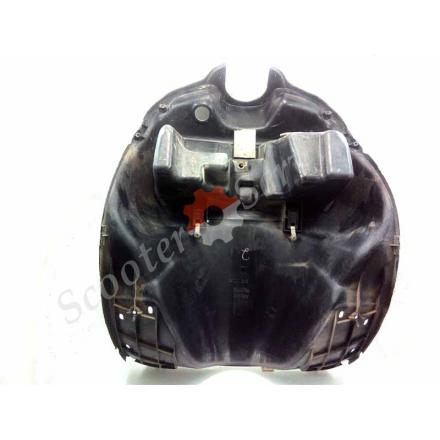 Пластик переднього бардачка замку запалювання в зборі СУЗУКІ ВЕКСТАР, Suzuki Vecstar AN125, AN150
