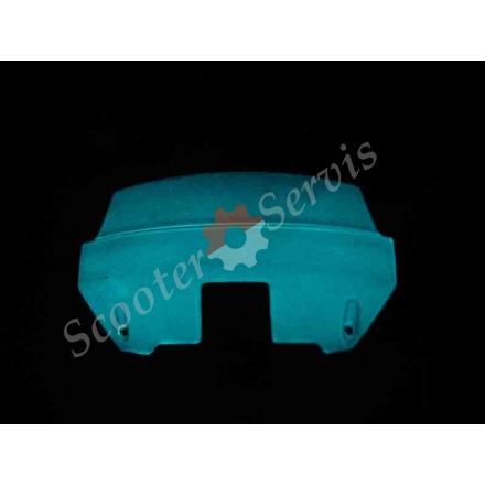 Пластик заднього ліхтаря стоп сигналу Браво 150-260 кубів, Барум 300 кубів