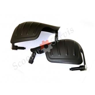 Защита для рук на квадроцикл ATV левая сторона (без крепежа)