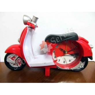"Годинники будильник ретро скутер ""Тудей"""