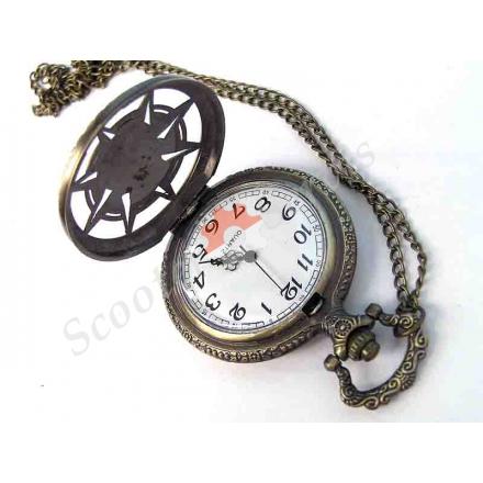 """Годинники кишенькові """"Cross Fire"""", бронза"""