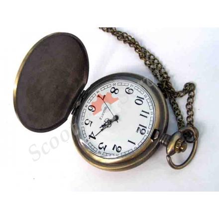 "Годинники кишенькові ""Ескадрон смерті"", емаль."