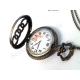 """Годинники кишенькові логотип """"Audi"""" (Ауді) бронза"""