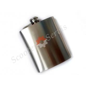 Фляга металлическая для алкогольных напитков 200ml
