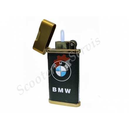 """Запальничка, турбо, газова """"BMW"""" розмір 34 * 70мм"""