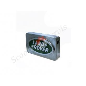 """Запальничка, турбо, газова """"Land-Rover"""", активація зрушенням кільця вниз"""