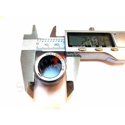 Підшипник голчастий HK172520, розміри 17 * 25 * 20, для зчеплення (заднього варіатора), скутера Хонда, Honda, китайські скутера GY6 50