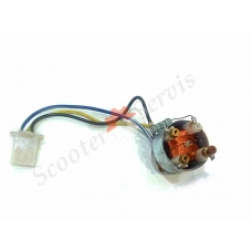 Датчик показателя уровня топлива для приборной панели скутера, мотоцикла, скутеретты