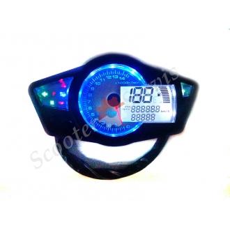 Приборная панель тип KOSO электронная скутер, мото