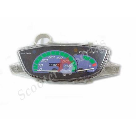 Приборная панель Хонда Дио, Honda Dio af-27, af-28, af-34, af-35
