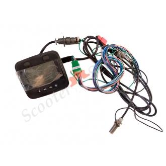 Приладова панель квадроцикла LINHAI 260 ATV, Лінхай 300/350/400 ЖК дисплей