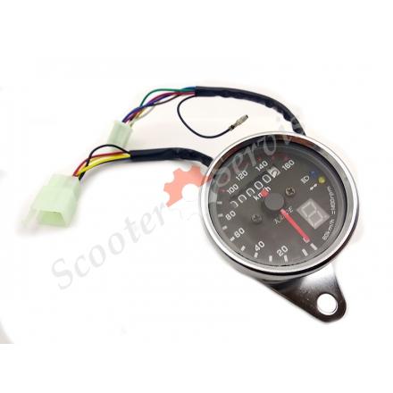 Панель приладів з індикатором положення передач тип Yamaha круизер, чопер