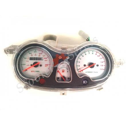 Приладова панель, тип Шторм (з тахометром)