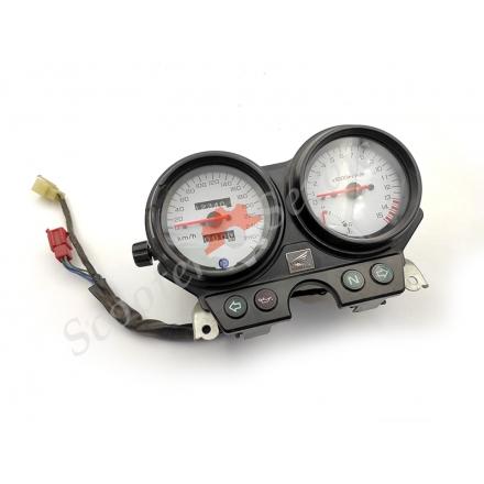 Приладова панель Honda Hornet CB600F, розбирання