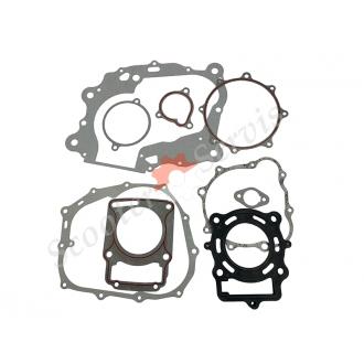 Прокладки, повний набір мотоцикла CB250, Zongshen CQR25...