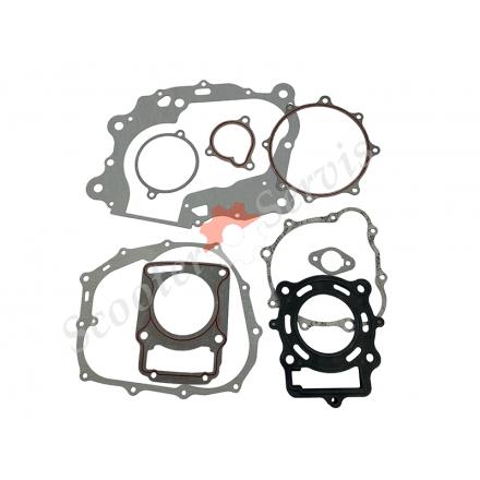 Прокладки, повний набір мотоцикла CB250, Zongshen CQR250, M7, R8, водяне охолодження