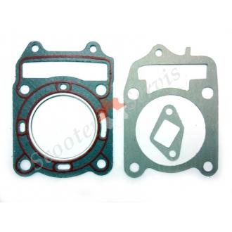 Набор прокладок ЦПГ Хонда Спейси, Honda Spacy СН-125-150 кубов, JF-03 водяное охлаждение, (малый набор)