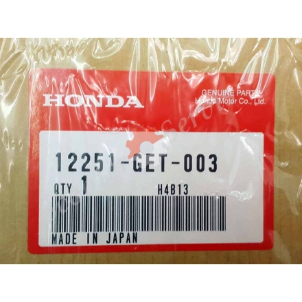 Прокладка ЦПГ 12251-GET-003 между головкой и цилиндром двигателя AF-56 Honda Dio, Хонда Дио (водяное охлаждение)