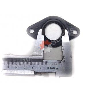 Прокладка карболитовая впускного патрубка Хонда Спейси, Honda Spasy CH-125