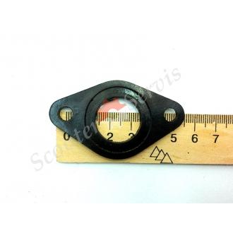 Прокладка карбюратора карболитовая, для 4т двигателей, GY6 50-80 кубов