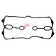 Прокладка кришки головки блоку циліндрів мотоцикла Honda CB400, CBR400, 92-98 г