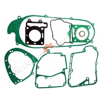 Прокладки (полный набор) двигателя  Kymco 125/150, Кимко, водяное охлаждение