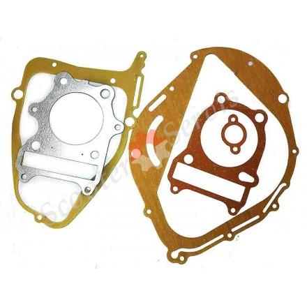 Прокладки (повний набір) двигуна мотоцикл Suzuki GN250