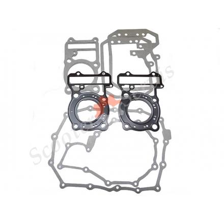 Прокладки (полный набор) двигателя VLX400, VRX400 мотоцикла Honda Iron Horse 400, Bros 400, Steed 400, Roadster 400, Shadow 400