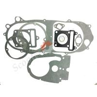 Прокладки (полный набор) двигателя Ямаха Цигнус XC125T, 5VL-E5445-00, 4KP, YAMAHA Cygnus 125 D