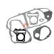 Прокладки (повний набір) тип двигуна F468, скутера Сузукі Адреса 125 кубів, Suzuki Adress V125