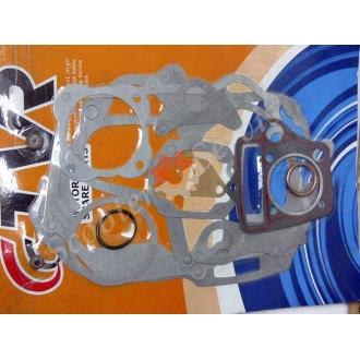 Прокладки (повний набір) тип двигуна JH 110, Актив, Дельта 110 кубів, Active, Delta 110