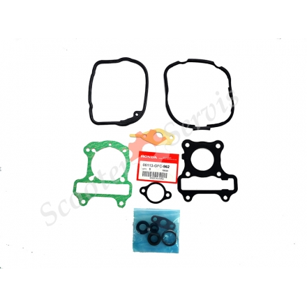 Прокладки ЦПГ (набір) двигуна AF61, AF62, AF67, AF68 Honda Dio, Honda Today