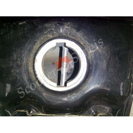 Бак бензиновий, скутеретти тип Вайпер Актив, Viper Active