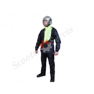 Дощовик, прогумований, роздільний, куртка, штани, накладки взуття