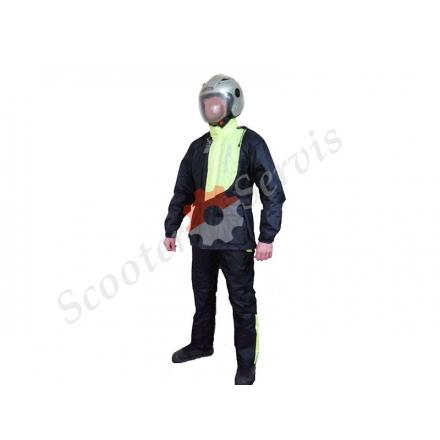 Дождевик,прорезиненный, раздельный, куртка, штаны,накладки обуви