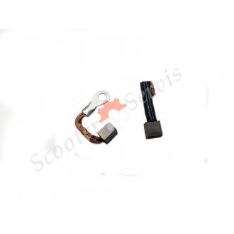 Ремонтный комплект электро стартера скутера GY-6...