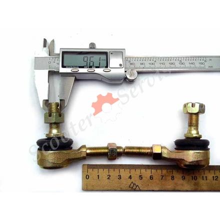 Кінцевики кульові, рульової тяги квадроцикла (різні розміри)