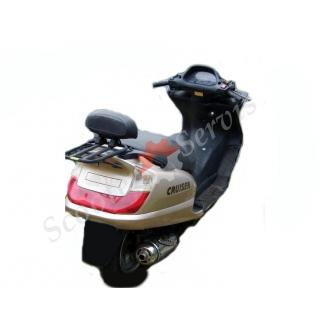 Фонарь задний в сборе для макси скутера Honda Foresight 250, Honda Pantheon, Viper Cruiser, Alfamoto Tourist, Jinding JJ150T, Huatian HT150T-15, Фости 150/250, Geely 150 t2, LIFAN 150T-7, G-MAX POWER 150, FАDA FD150T-24, Spark SP150S-11, Кinroad XT - 150
